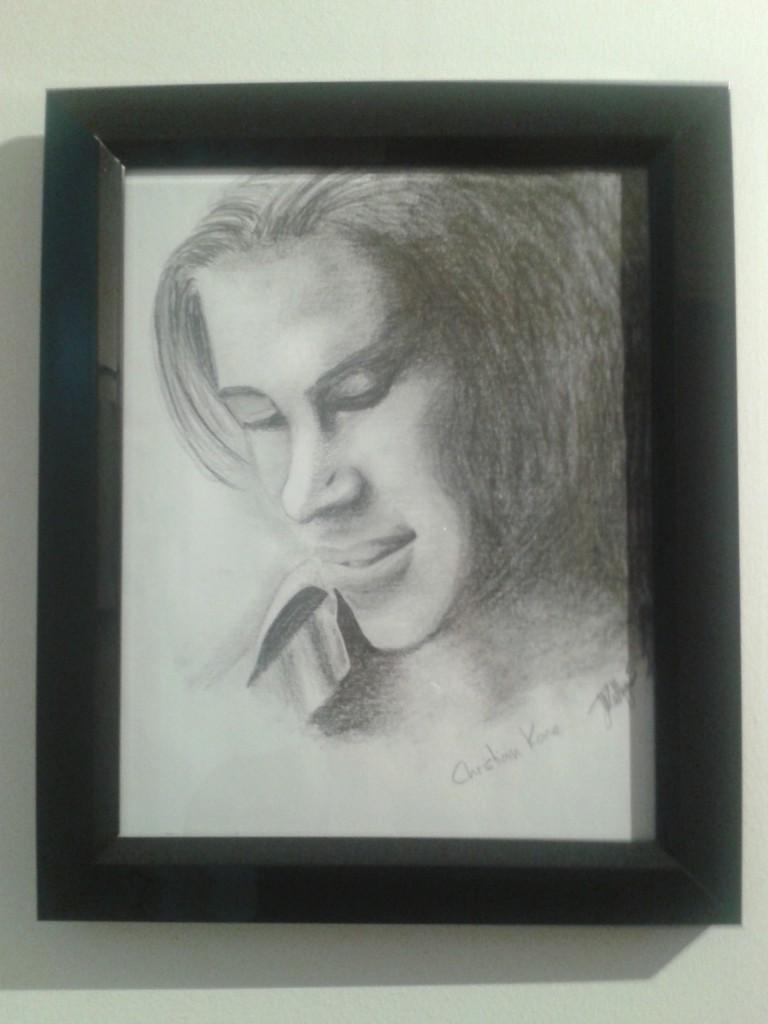 Christian Kane Portrait
