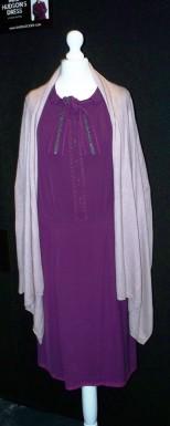 Mrs Hudson's Dress.