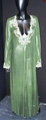 Irene Adler's Negligee...