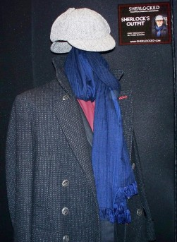 THE Sherlock Outfit..!