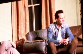 Andrew Scott's talk. Taken from the big screen - low quality sorry! Search tumblr for better quality images!