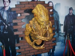 """One of the """"Skitter"""" creatures from Falling Skies."""