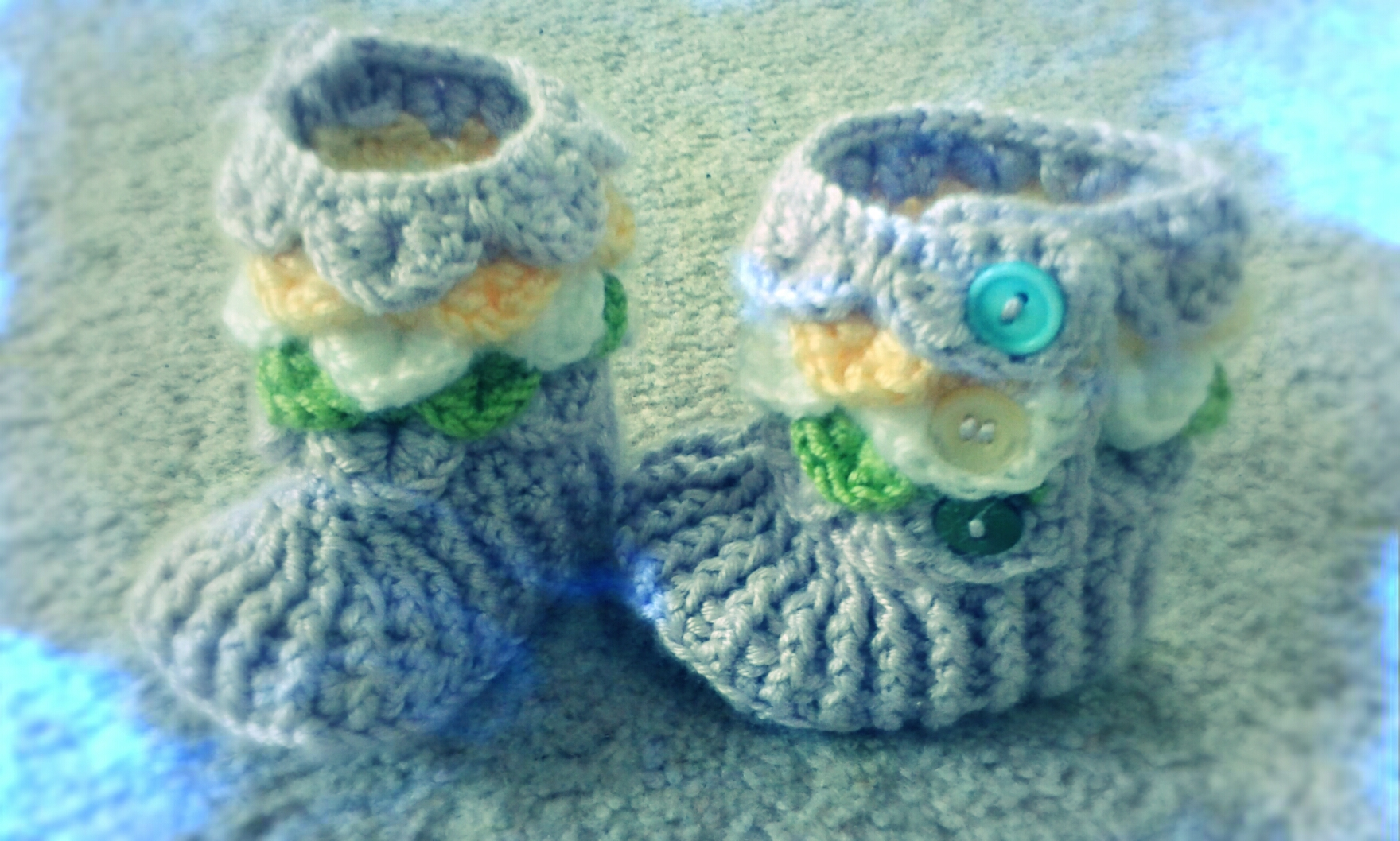 More Baby Crochet Projects (perhaps the last for a while!)