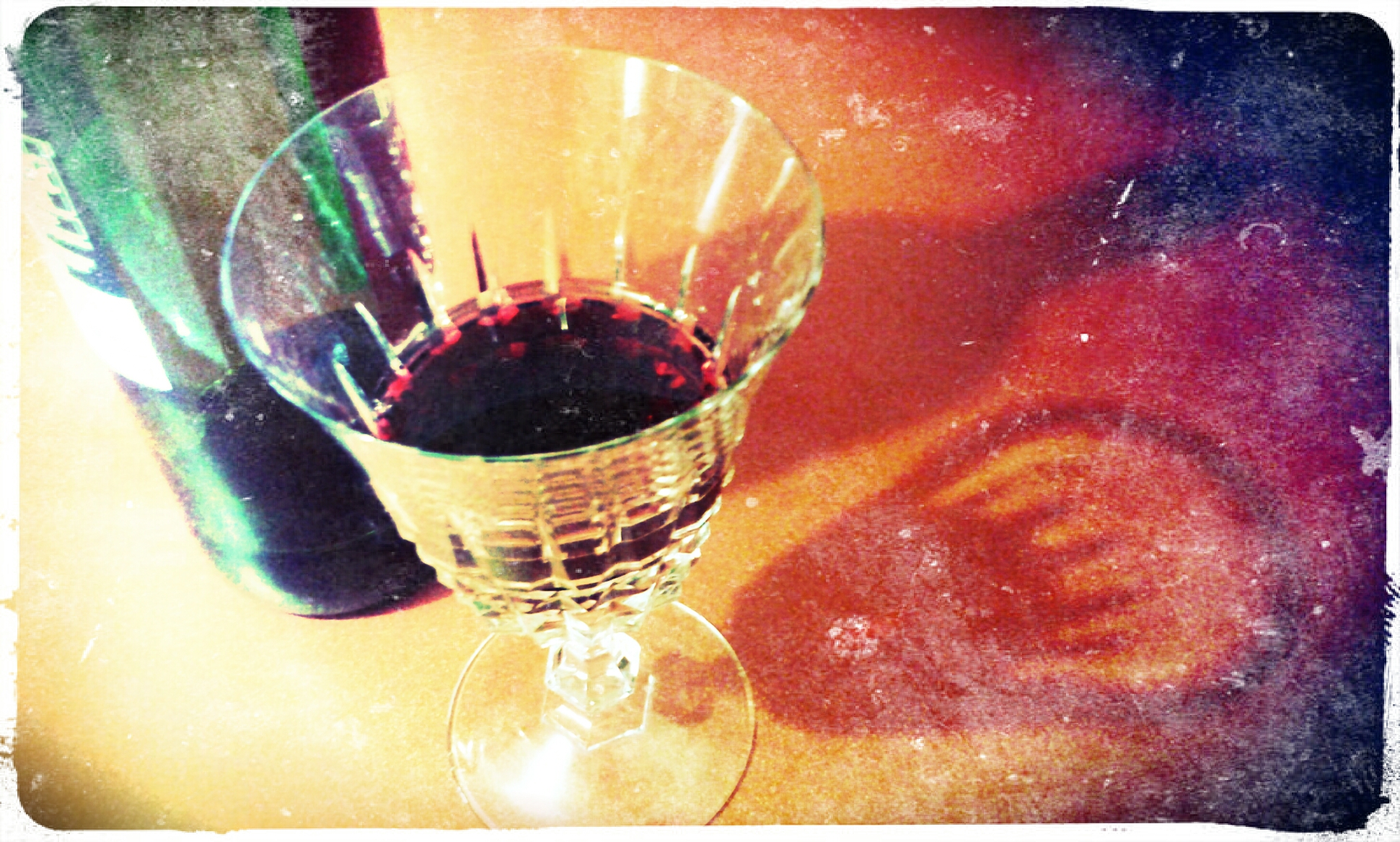 Friday: Ode to Red Wine