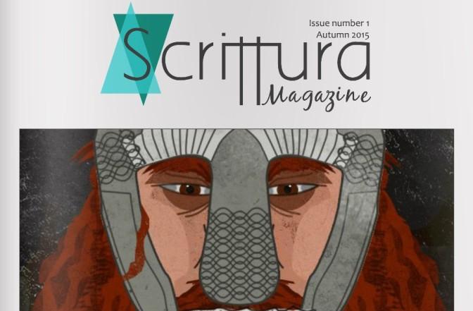 """Scrittura Literary Magazine & My Haiku Poem """"British Summer"""""""