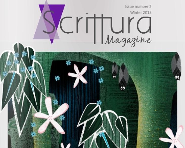 The Spare Time Artist – Scrittura Magazine