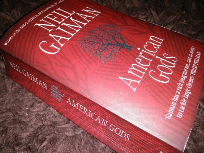 American Gods by Neil Gaiman. Review