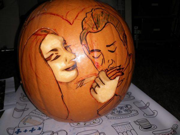 Addams Family Pumpkin Carving Crown Jules Presents