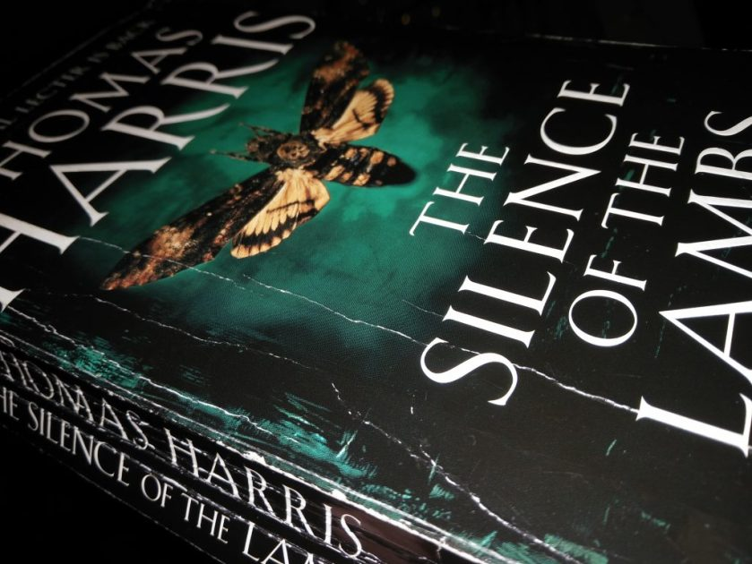 Silence of the Lambs Thomas Harris