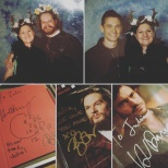 Autographs Photos Red Dragon 3 Hugh Dancy Bryan Fuller