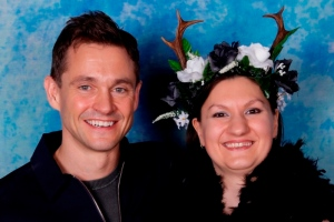 Hugh Dancy and Me!
