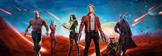 Guardians of the Galaxy Vol 2 (in Haiku verse)