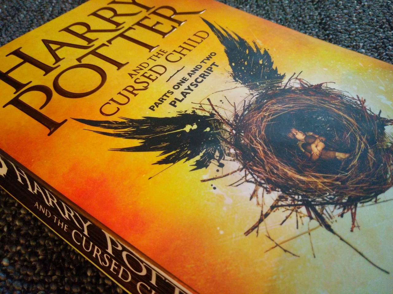 Harry Potter and the Cursed Child by John Tiffany, Jack Thorne, J.K. Rowling