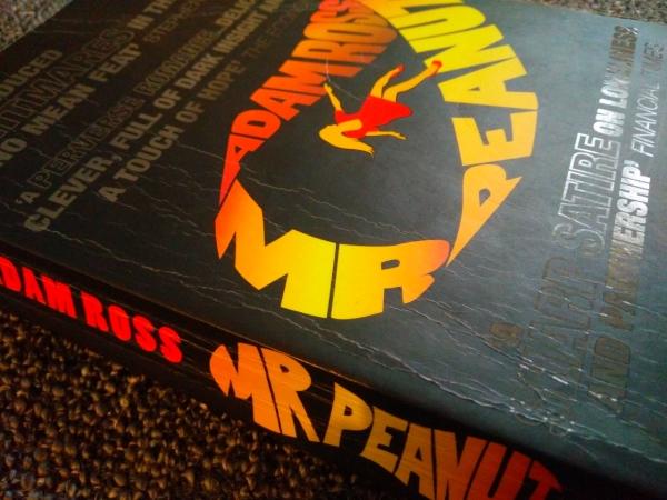 Mr Peanut Adam Ross