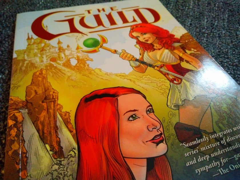 The Guild Felicia Day Jim Rugg