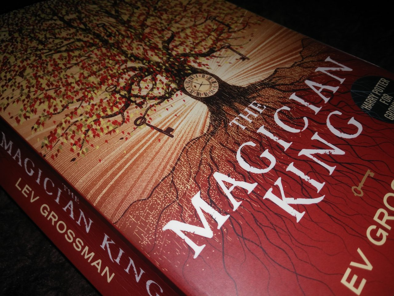 The Magician King by Lev Grossman