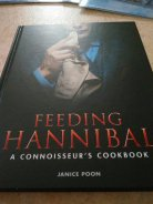 Hannibal Cookbook Cover