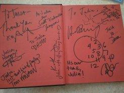 Hannibal Autographs