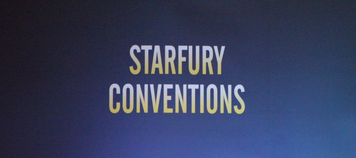 Starfury Cross Roads - Supernatural Con Report