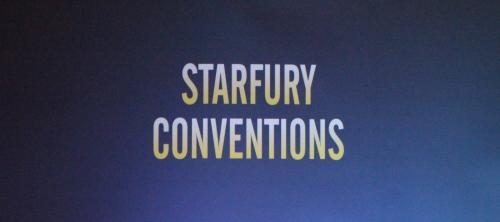 Starfury Cross Roads Convention 2018
