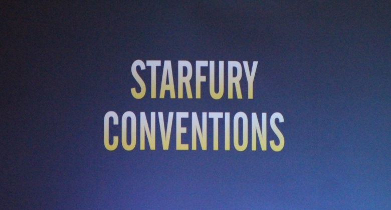 Starfury Cross Roads Convention 2018
